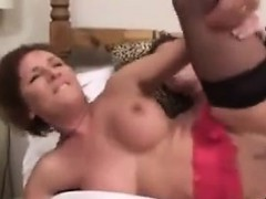 Mature Woman And A Younger Lover Fuck
