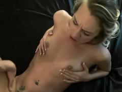 Teen Slut Gets Fucked And Jizzed On By Boyfriend