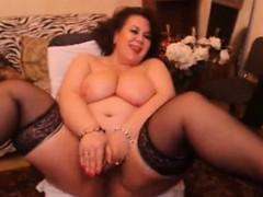 Large Mature Cam Slut