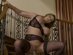 Busty Wife Eva Notty Enjoys Hung Burglar