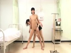 Flexible Asian Girls Bring Their Exciting Lesbian Fantasy T
