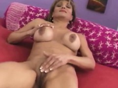 Busty Granny Sofia Soleil Pussy Filled Roughly