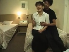 Nasty Japanese babes express their passion for hard sex and
