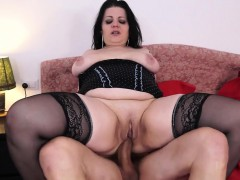 Casting Alla Italiana - Hardcore Ass Fucking On Italian Bbw