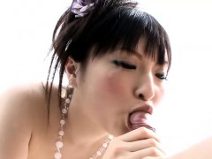 This Japanese Babe Rika Sonohara Knows What She Wants And