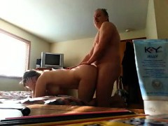 Amateur Couple Screwing In Front Of The Hidden Cam