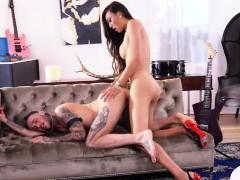 Asian Tranny Venus Bangs Viktors Pussy