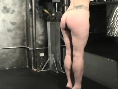 Boy Does Total Bdsm Nipple Torture On This Wanting Slut