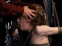 Black girl dominates guy and helpless teen bondage anal Sexy