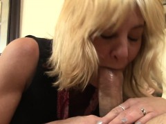 Ass Plowed Stepmom Jizzed