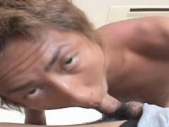 Asian Cums Twinks Face