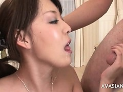 Horny Japanese Can Handle Two Dicks At Once