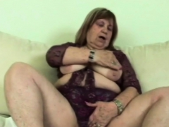 Fat Gilf Gobbling A Thick Young Cock