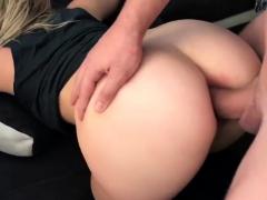 Butt Pounded Girlfriend