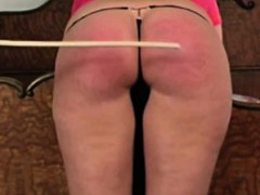 spanked and caned girls asses