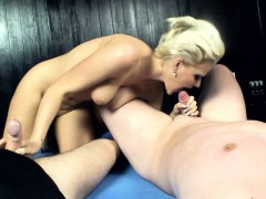 Jungle whore Melanie AKA Scarlett Young is back for some