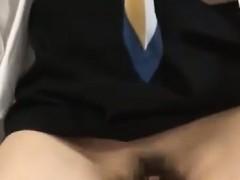 Beautiful Asian Girl Banging