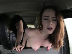 Pretty and lovely Ella with tight pussy gets fucked hard