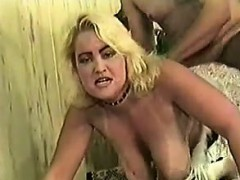 Ugly Blonde Whore Creampied Classic
