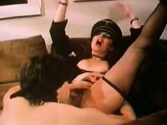 Serena, Vanessa del Rio, Samantha Fox in classic porn video
