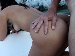 Boating Anal - Teen Sex In The Sun