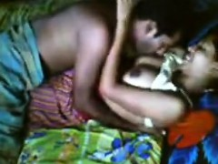Large breasts her fan during sex and Indian