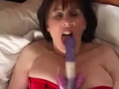 Busty adult is starving for penis