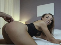 PunishTeens- GF Begs To Be Choked And Fucked