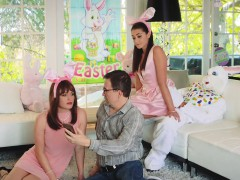 FamilyStrokees- Fucked By Uncle On Easter Sunday