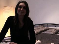 QUEST FOR ORGASM - Gorgeous Meggie Marika masturbates softly