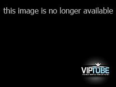 Blonde in stockings is fingering