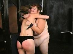 Sweet cutie enjoys private moments of dilettante bondage