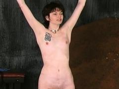 Harsh Treatment On Mature Wet Crack In Bondage Xxx