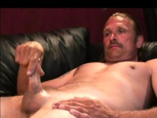 Mature Amateur Michael Jacks Off