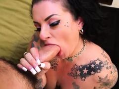 Big Tit BBW MILF Erika Xstacy Bangs Landlord for Rent