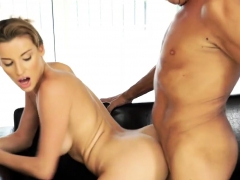 DADDY4K. Relaxed chick is in mood for encounter with...
