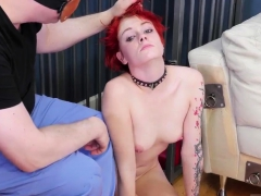 Ass gets destroyed bondage Analmal Training