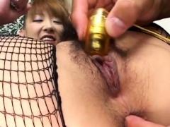 Aya Sakaki gets sex toys - More at hotajp.com