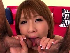 Rinka Aiuchi feels amazing wit - More at Japanesemamas.com