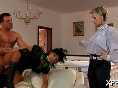 Succulent Cutie Tera Joy Does Dinky Suck And Cave Fuck