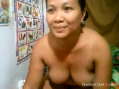 Filipino Milf Ass Show