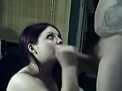 Slutty Wife Sucks And Fucks Husband