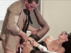 Sexy Alexa gets fucked at the office